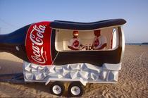 Vanzatori de Coca Cola