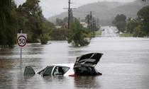 Inundatii in Australia (sursa foto: Twitter)