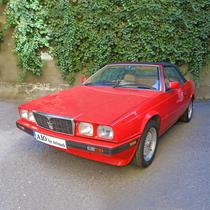 Maserati Spyder biturbo convertible, 1988, a aparținut lui Sir Elton John