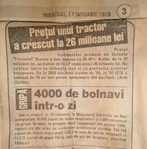 Din presa de acum 25 de ani
