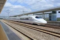 Tren de mare viteza din China
