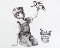 Game Changer Banksy