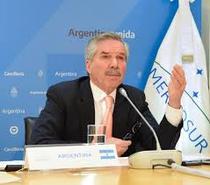 Felipe Sola, ministrul afacerilor externe din Argentina