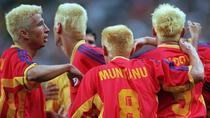 Romania, la CM de fotbal din 1998