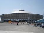 Pavilionul central al complexului ROMEXPO