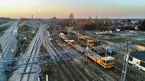 Lucrari feroviari