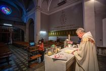 Biserica din Spania, Paste 2020