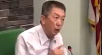 veteran Lee Wong