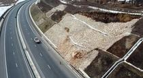 Surpare pe autostrada Transilvania