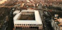 Stadionul Giulesti, in constructie