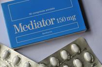 Pastile ale medicamentului Mediator