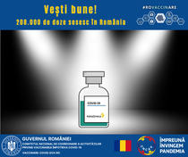 Noua transa vaccin AstraZeneca