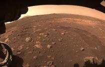 Urmerele roverului Perseverance pe Marte