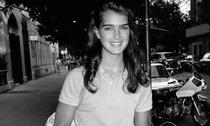 Brooke Shields, in tinerete