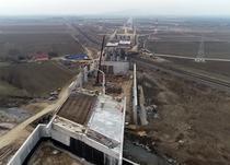 Autostrada A10 Sebes - Turda, Lot 2 - lucrari in martie 2021