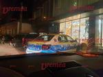 Politia la restaurant