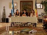 Ziua Internațională a femeii la Ambasada Argentinei în România