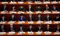 Reuniune a oficialilor chinezi