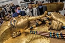 """Pregatiri pentru """"Defilarea faraonilor"""""""