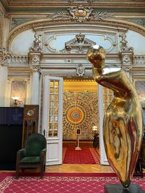 Expoziții de artă la Palatul Cesianu-Racoviță
