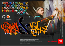 Urban Pairs & Art Flairs by glo