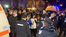 evacuare spital Foisor