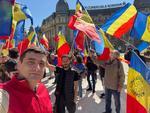 VIDEO Noi proteste în București față de restricții / Manifestanți s-au strâns în Piața Universității și Piața Victoriei / Marș spre Cotroceni UPDATE