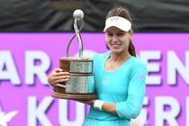 Veronika Kudermetova, campioana la Charleston