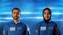 Astronautii Emiratelor Arabe Unite