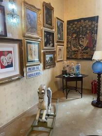 Expoziția Licitației de Artă Decorativă - Vechi și Nou