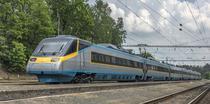 Tren expresss din Cehia