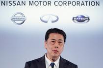 Makoto Uchida, CEO-ul Nissan