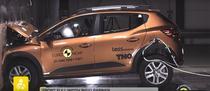 Dacia Sandero Stepway testata de EuroNCAP