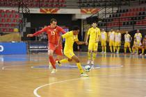 Romania, victorie in preliminariile CE Futsal
