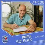 Morten Soubak, antrenor la HC Dunarea Braila
