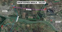 Drumul Expres Brăila - Galați