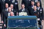 Funeraliile printului Philip