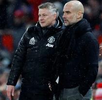 Solskjaer și Guardiola, United și City