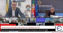 Vlad Voiculescu, videoconferinta ministri UE
