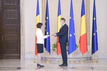 Ioana Mihaila, noul ministru al Sănătății, învestită în funcție