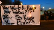 Conflict intre pescarii francezi si cei eneglezi
