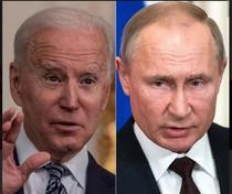 Joe Biden si Vladimir Putin (Screenshot)