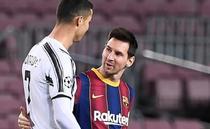 Cristiano Ronaldo si Lionel Messi