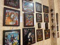 Expoziția Licitației de Artă Sacră la Palatul Cesianu-Racoviță