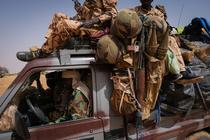 Convoi armat in Burkina Faso