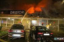 incendiu Dristor kebap