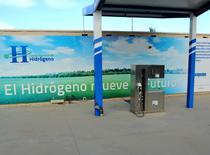Statie de alimentare cu hidrogen