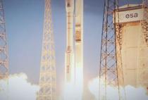 decolare racheta Vega