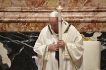Papa Francisc la Slujba de Inviere
