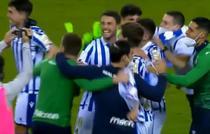 Real Sociedad a câștigat Cupa Spaniei